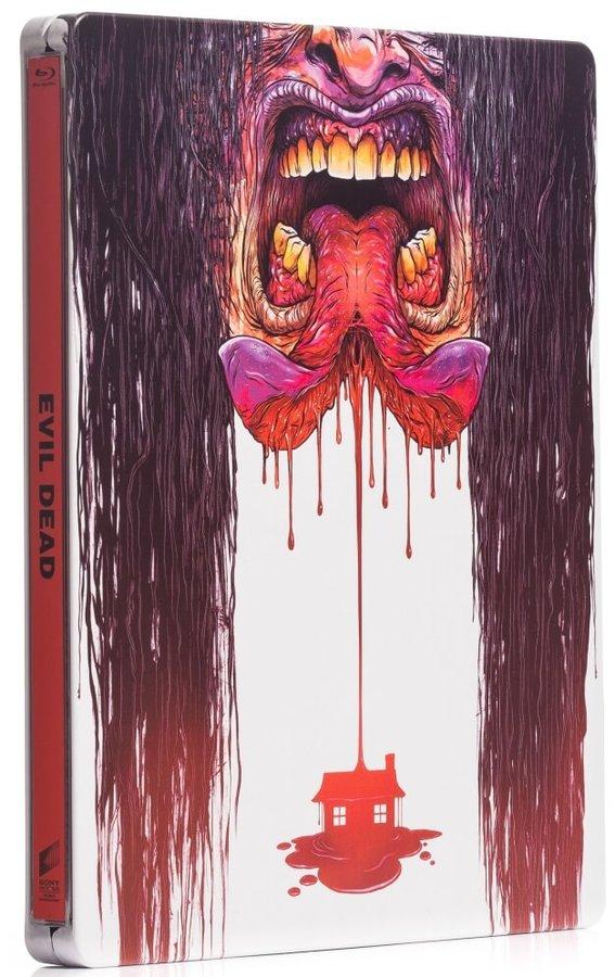 Lesní duch (BLU-RAY) (2013) - STEELBOOK