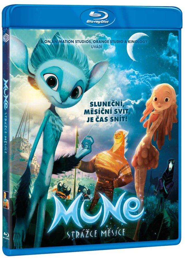 Mune - Strážce Měsíce (BLU-RAY)