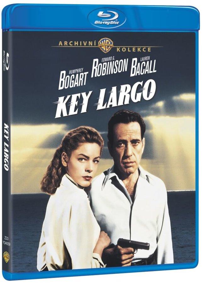 Key Largo (BLU-RAY) - české titulky