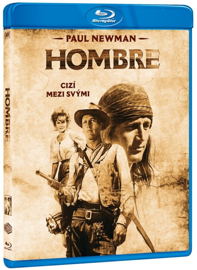Hombre (BLU-RAY)