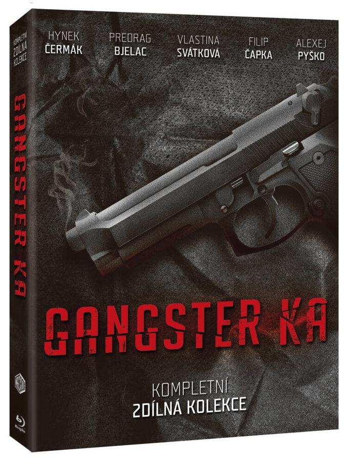 Gangster Ka 1+2 - kolekce (2 BLU-RAY)