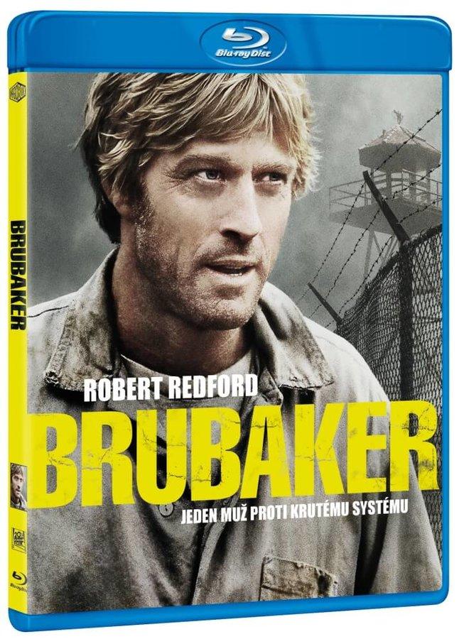 Brubaker (BLU-RAY)