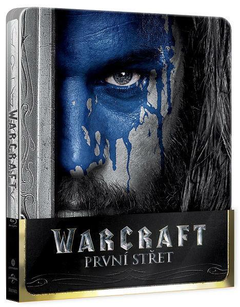 Warcraft: První střet (BLU-RAY) - STEELBOOK