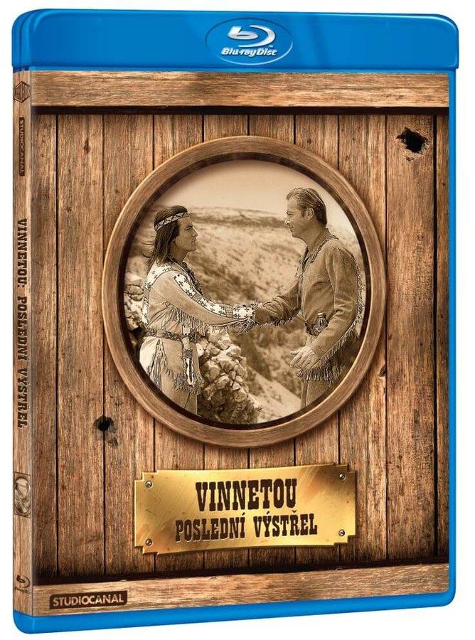 Vinetou - Poslední výstřel (BLU-RAY)