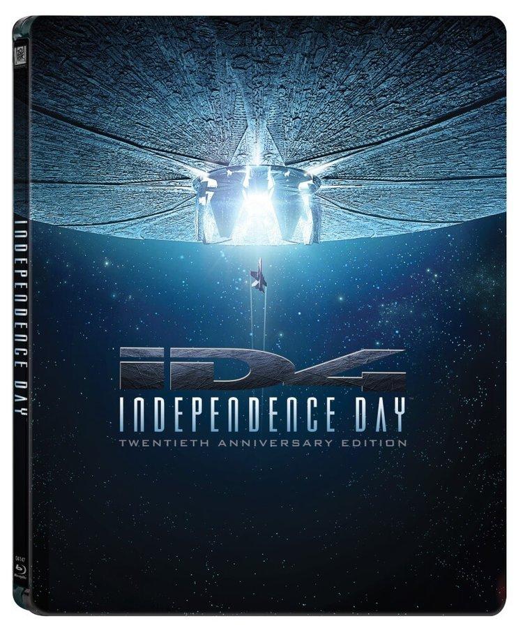 Den nezávislosti (2xBLU-RAY) - STEELBOOK - prodloužená verze