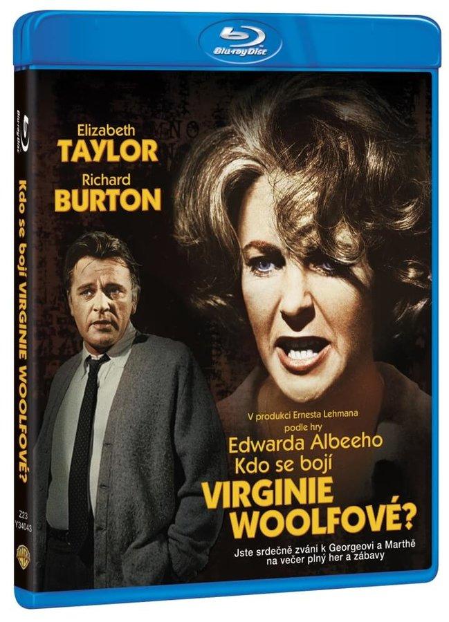 Kdo se bojí Virginie Woolfové (BLU-RAY)