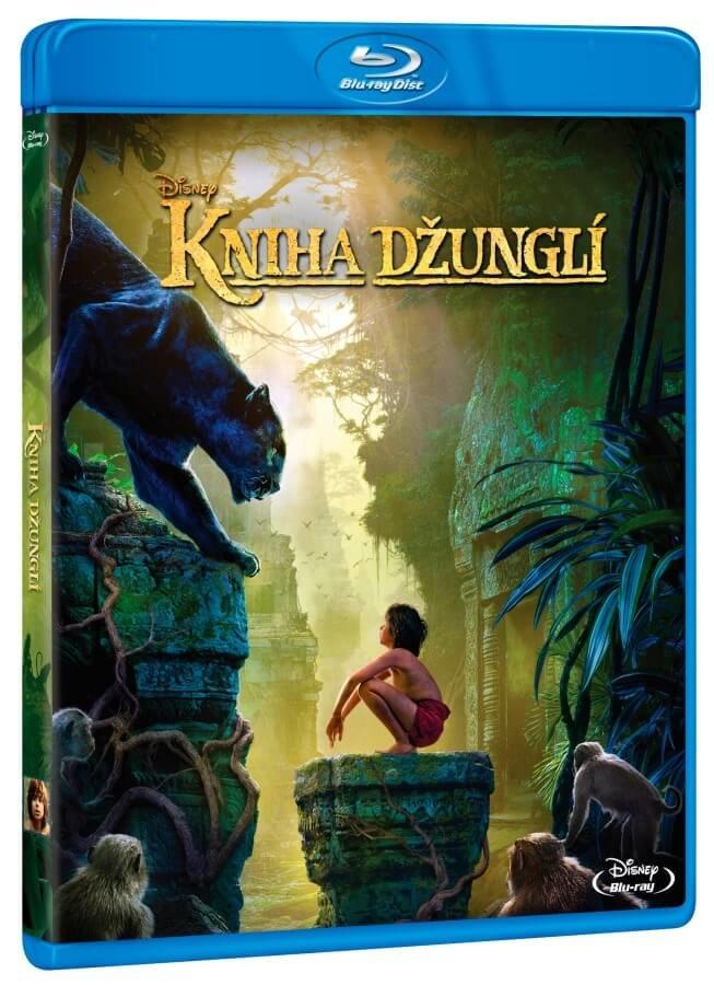 Kniha džunglí (BLU-RAY) - nové filmové zpracování