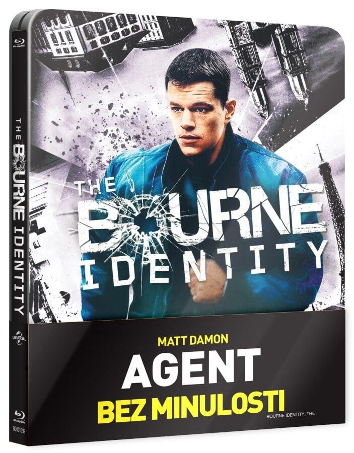 Agent bez minulosti (BLU-RAY) - STEELBOOK
