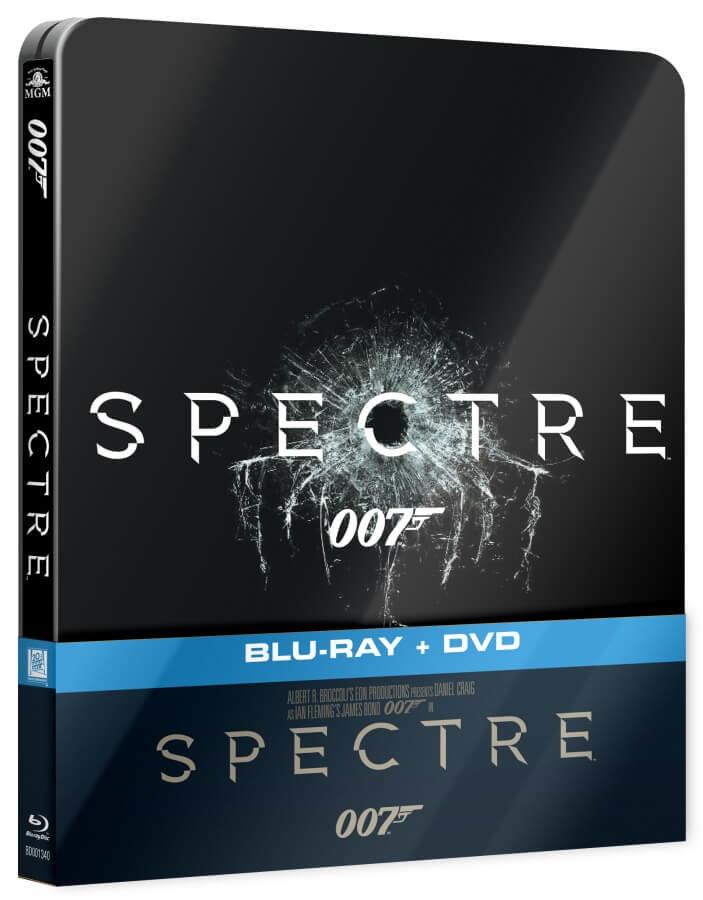 Spectre (2xBLU-RAY) - STEELBOOK
