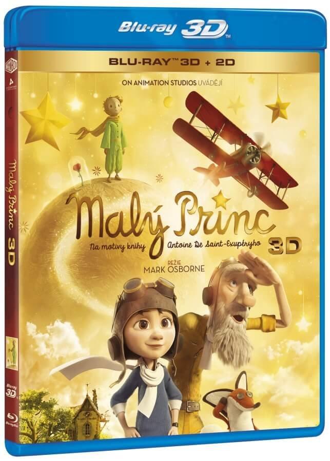 Malý princ (2D+3D) (1xBLU-RAY)