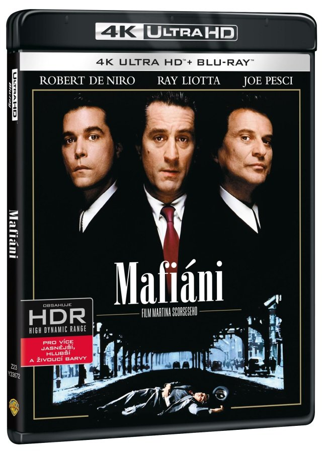Mafiáni (2xBLU-RAY) (UHD+BLU-RAY)