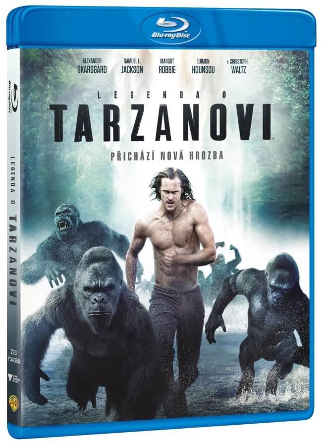 Legenda o Tarzanovi (BLU-RAY)