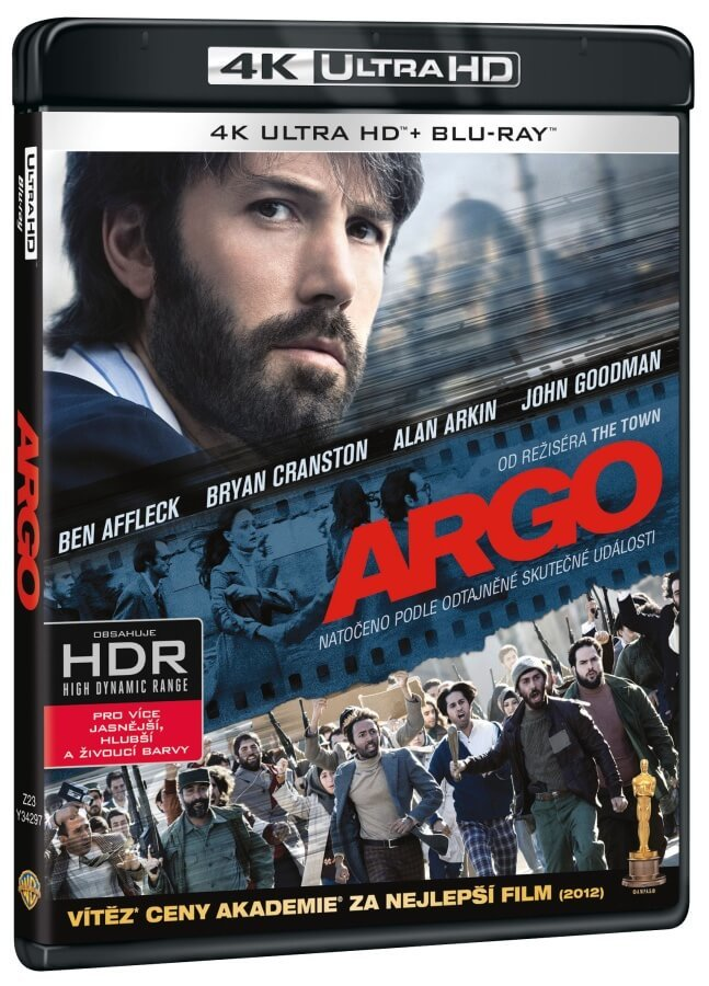 Argo (UHD+BLU-RAY) (2xBLU-RAY)