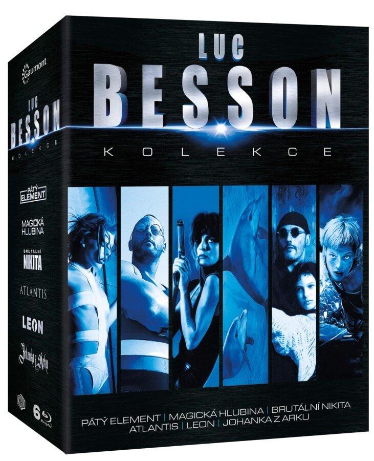 Luc Besson - kolekce (6xBLU-RAY)