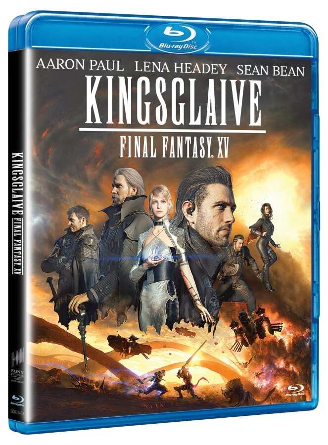 Kingsglaive: Final Fantasy XV (BLU-RAY)