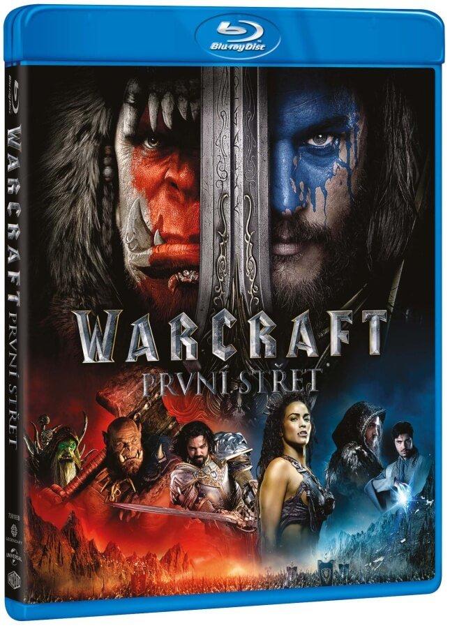 Warcraft: První střet (1xBLU-RAY)