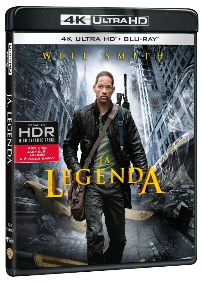 Já, legenda (4K ULTRA HD+BLU-RAY) (2 BLU-RAY)