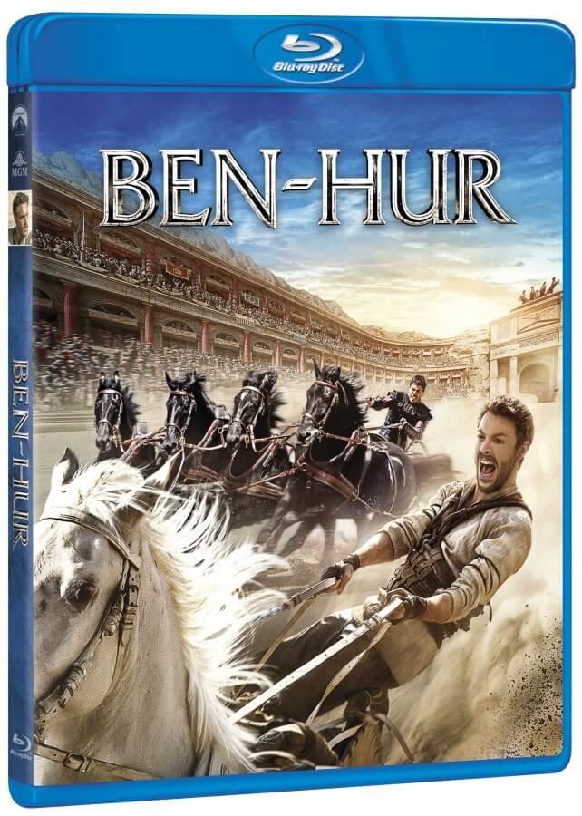 Ben Hur (2016) (BLU-RAY)