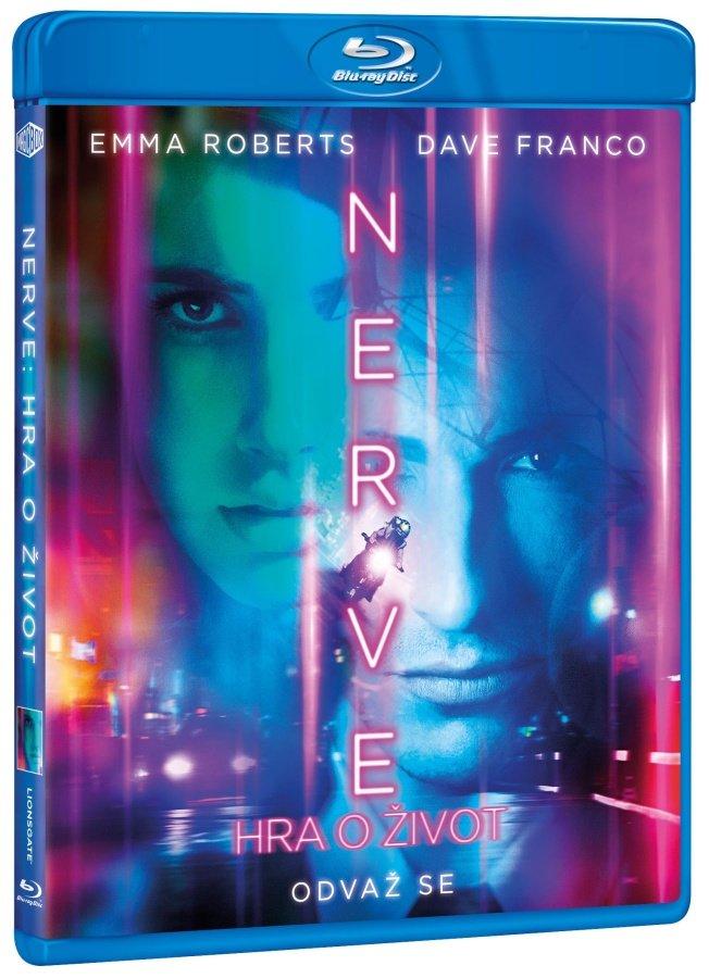Nerve: Hra o život (BLU-RAY)