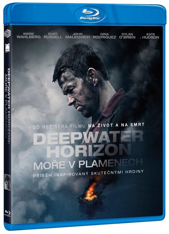 Deepwater Horizon: Moře v plamenech (BLU-RAY)