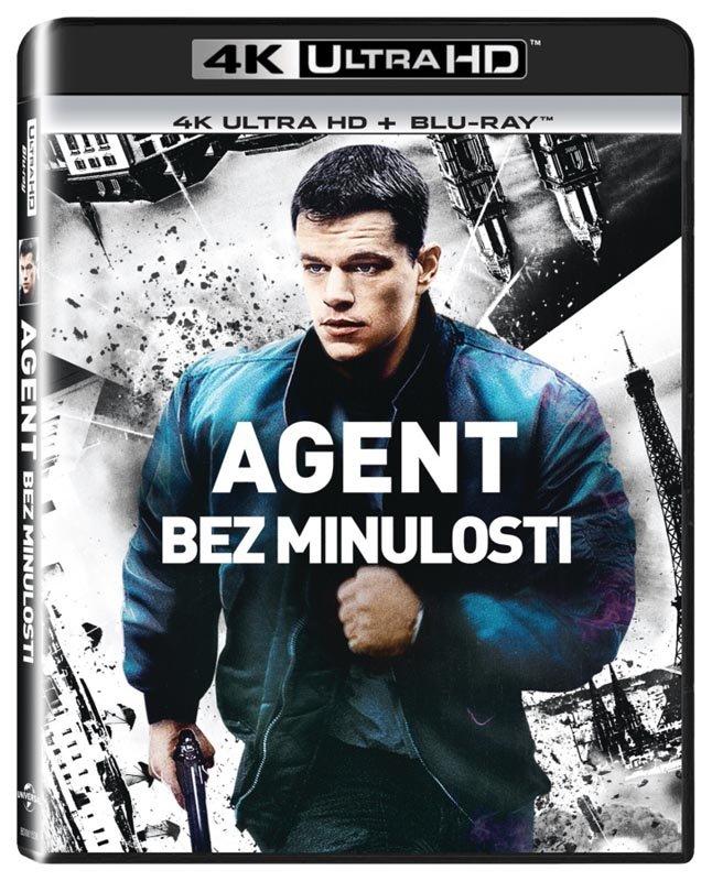 Agent bez minulosti (UHD / BLU-RAY) (2xBLU-RAY)