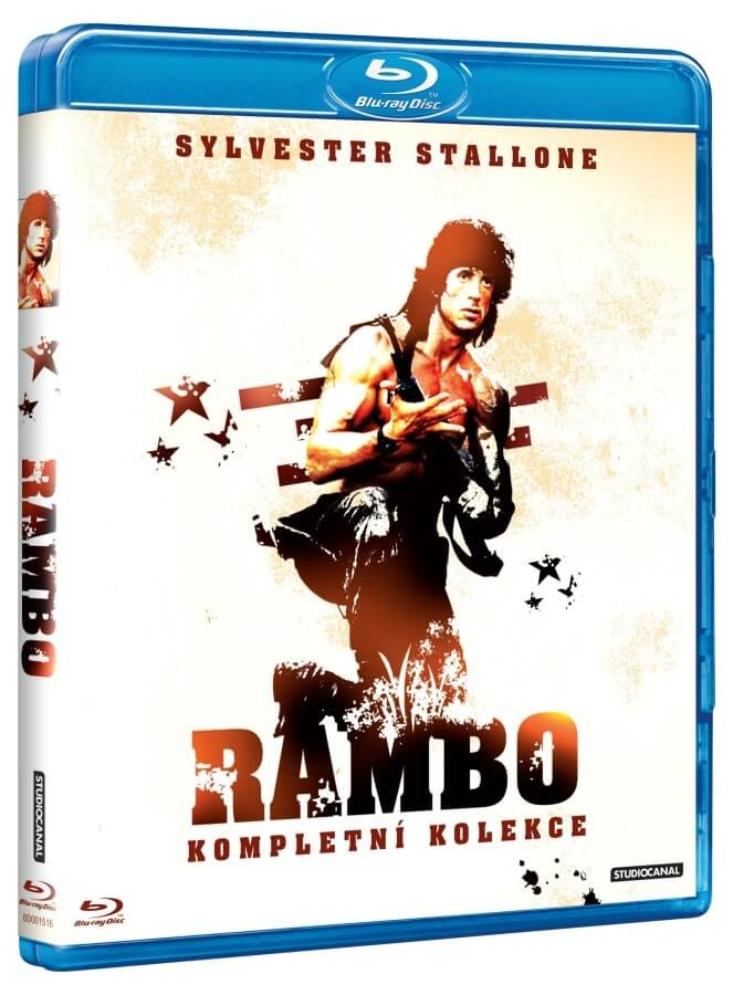 Rambo kolekce 1-3 (3xBLU-RAY)