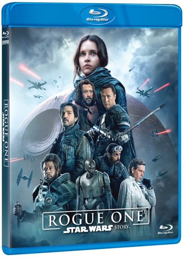 Rogue One: Star Wars Story (2BLU-RAY)