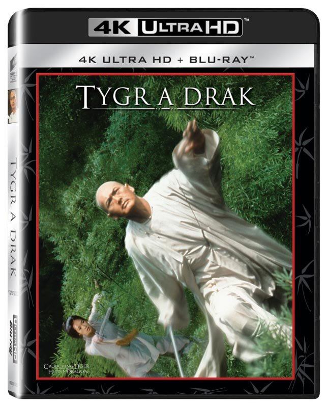 Tygr a drak (UHD+BLU-RAY) (2xBLU-RAY)