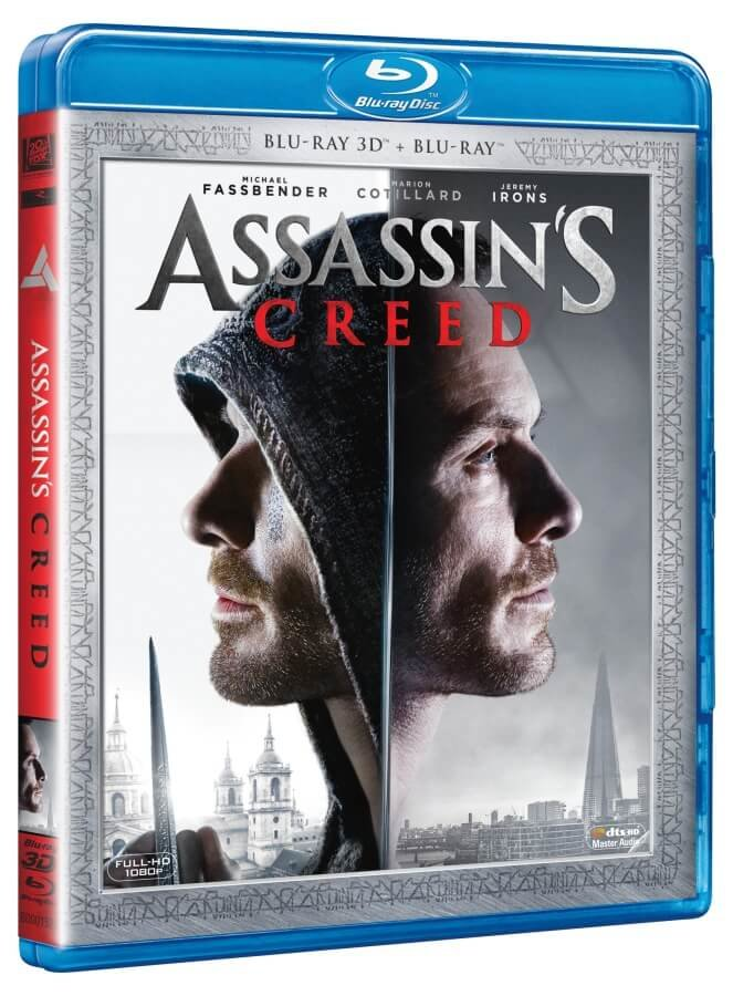 Assassin's Creed (2D+3D) (2xBLU-RAY)