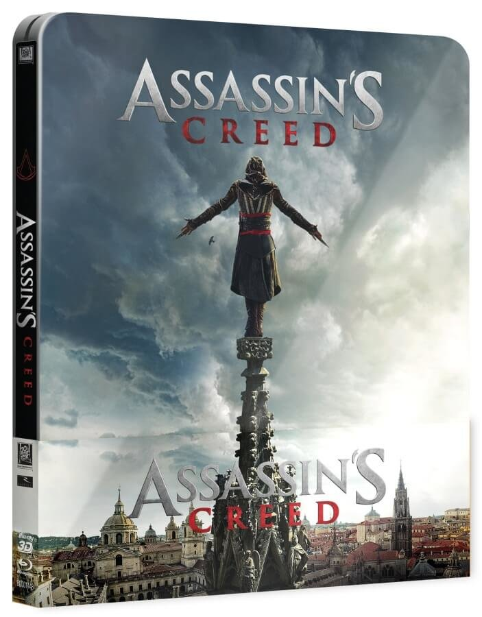 Assassin's Creed (2D+3D) (2xBLU-RAY) - STEELBOOK