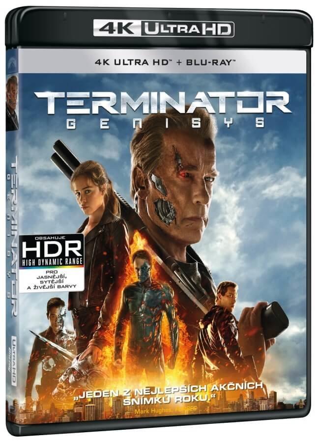 Terminator Genisys (UHD+BLU-RAY) (2xBLU-RAY)