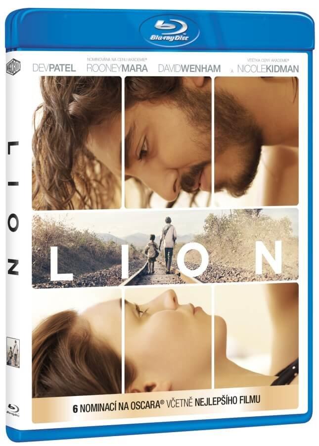 Lion: Dlouhá cesta domů (BLU-RAY)