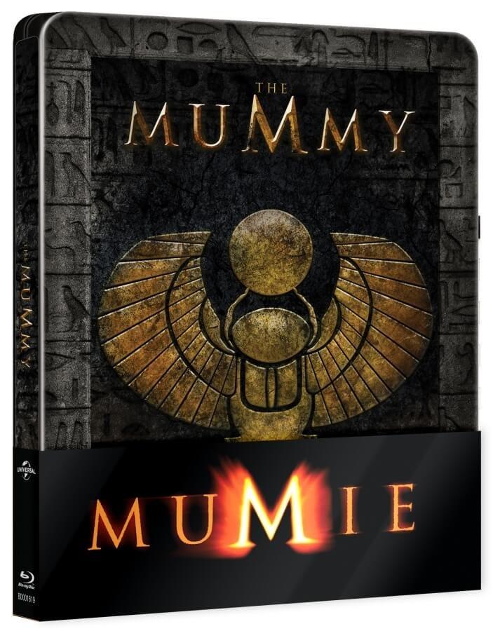 Mumie (BLU-RAY) - STEELBOOK