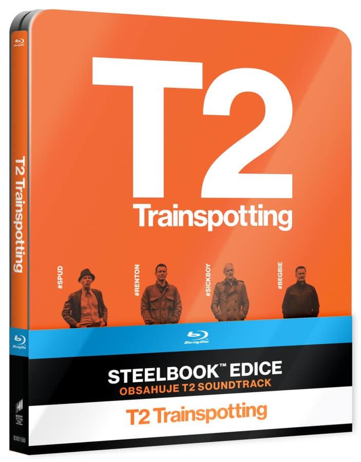 Trainspotting 2 (2xBLU-RAY+CD SOUNDTRACK) - STEELBOOK