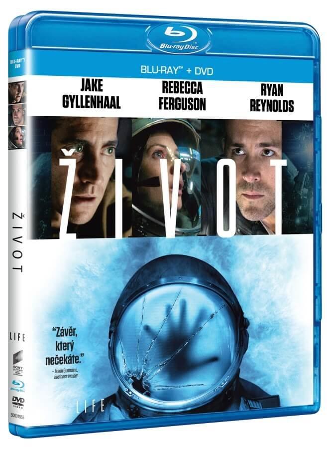 Život (COMBO BLU-RAY+DVD)