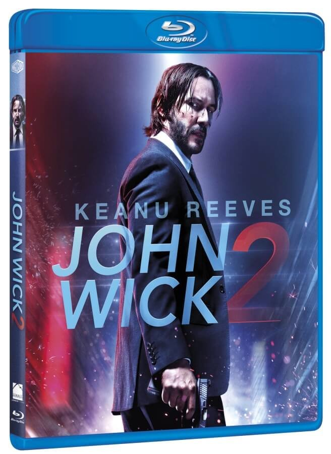 John Wick 2 (BLU-RAY)