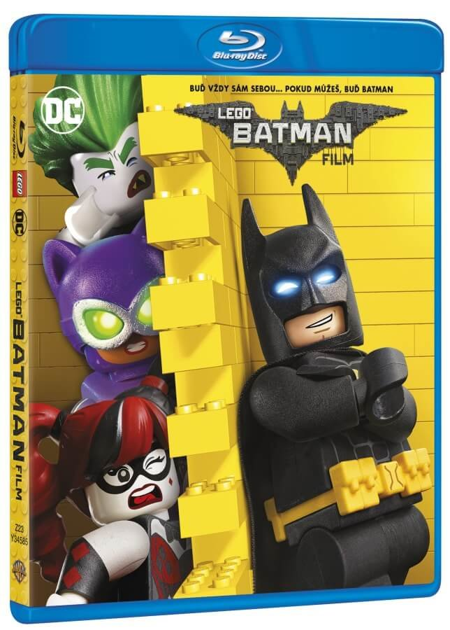 LEGO Batman Film (BLU-RAY)