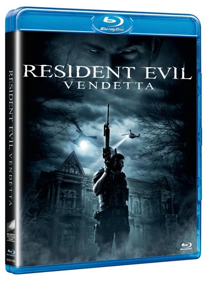 Resident Evil: Vendeta (BLU-RAY)