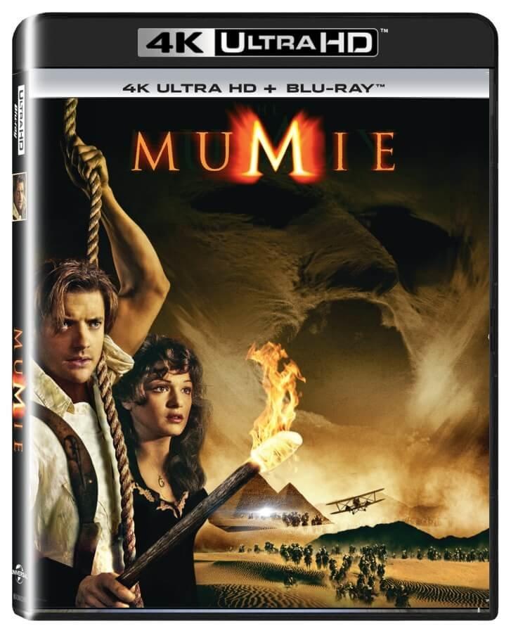 Mumie (UHD+BLU-RAY) (2BLU-RAY)
