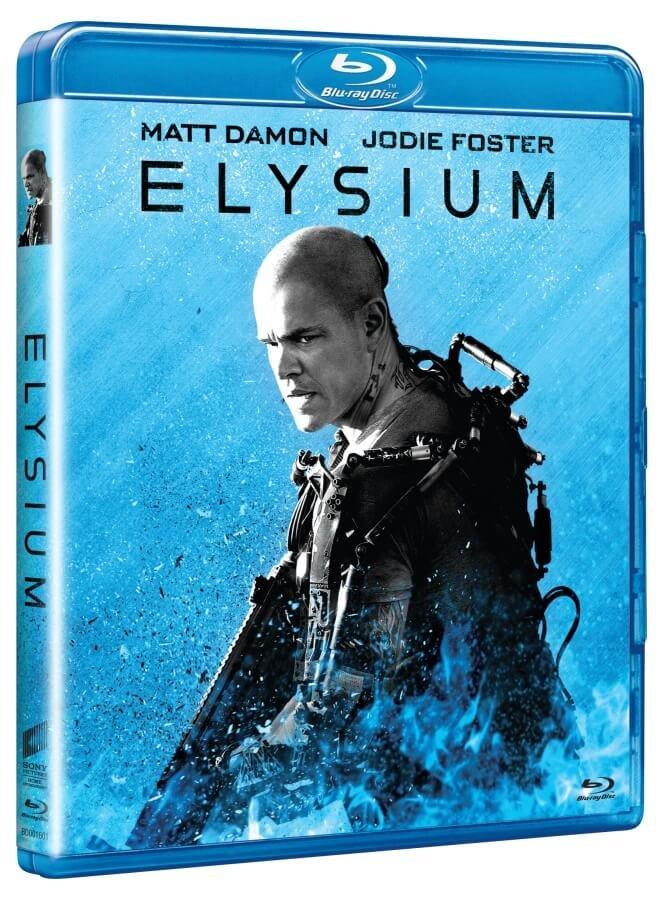 Elysium (BLU-RAY) - edice BIG FACE