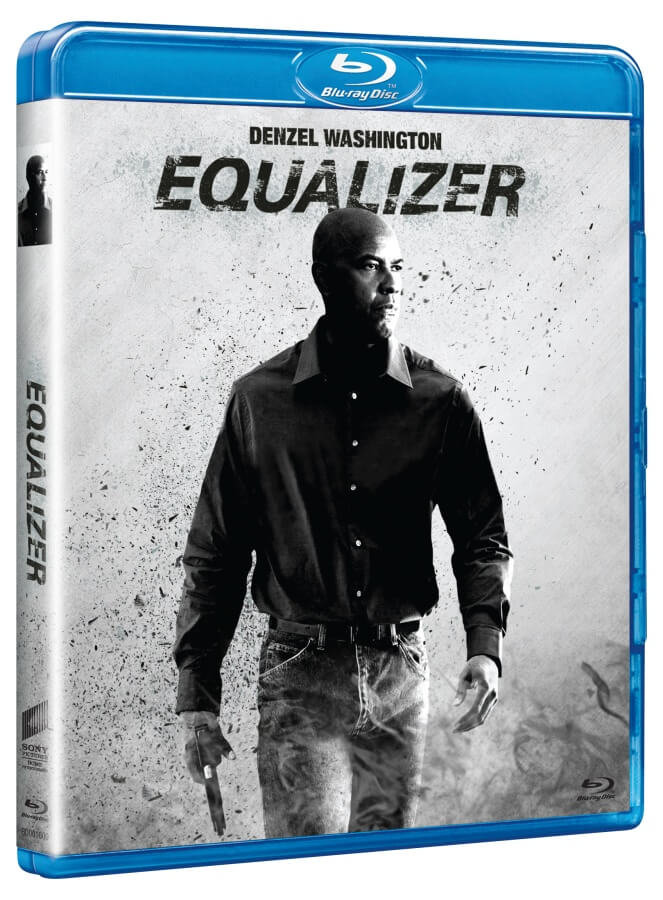 Equalizer (BLU-RAY) - edice BIG FACE