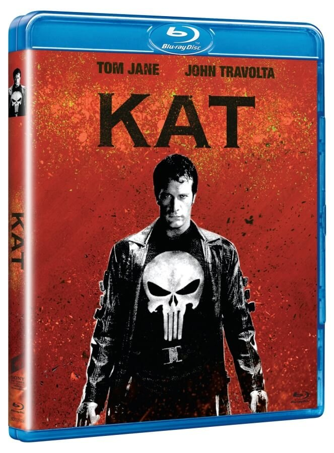 Kat (BLU-RAY) - edice BIG FACE