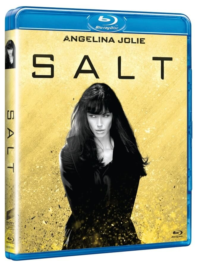 Salt (BLU-RAY) - 3 verze filmu - edice BIG FACE