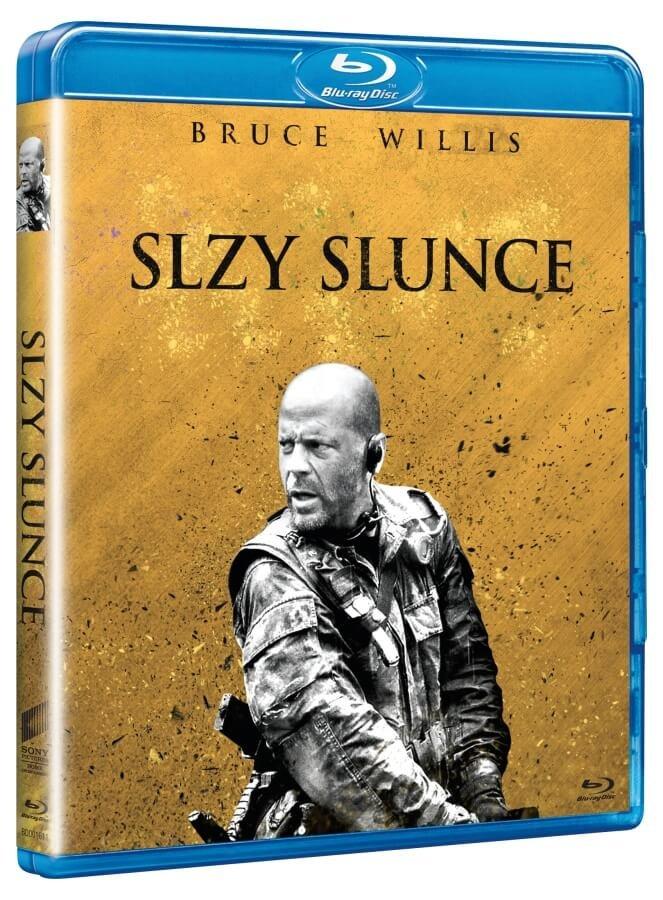 Slzy slunce (BLU-RAY) - edice BIG FACE