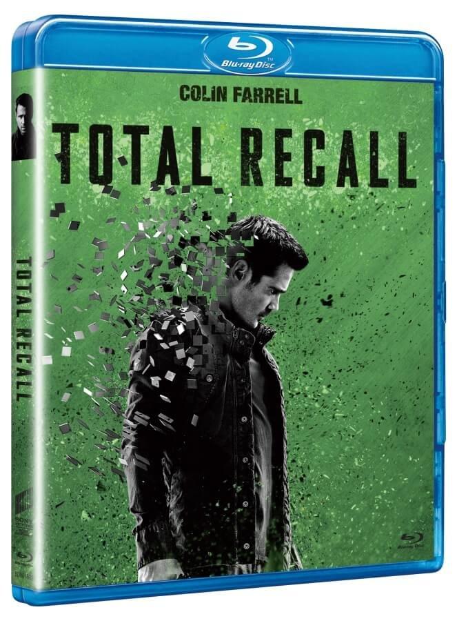 Total Recall (2012) (2BLU-RAY) - edice BIG FACE