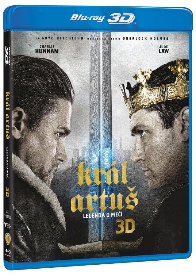 Král Artuš: Legenda o meči (2D+3D) (2BLU-RAY)