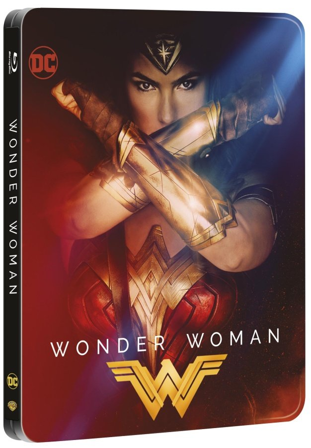 Wonder Woman (2D+3D) (2 BLU-RAY) - STEELBOOK