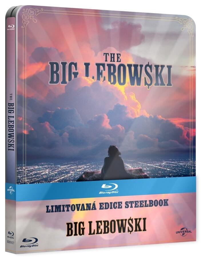 Big Lebowski (BLU-RAY) - STEELBOOK