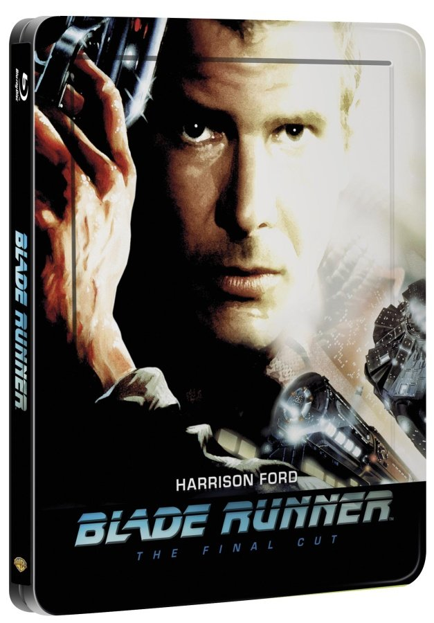 Blade Runner: Final Cut (BD+DVD BONUS) - STEELBOOK