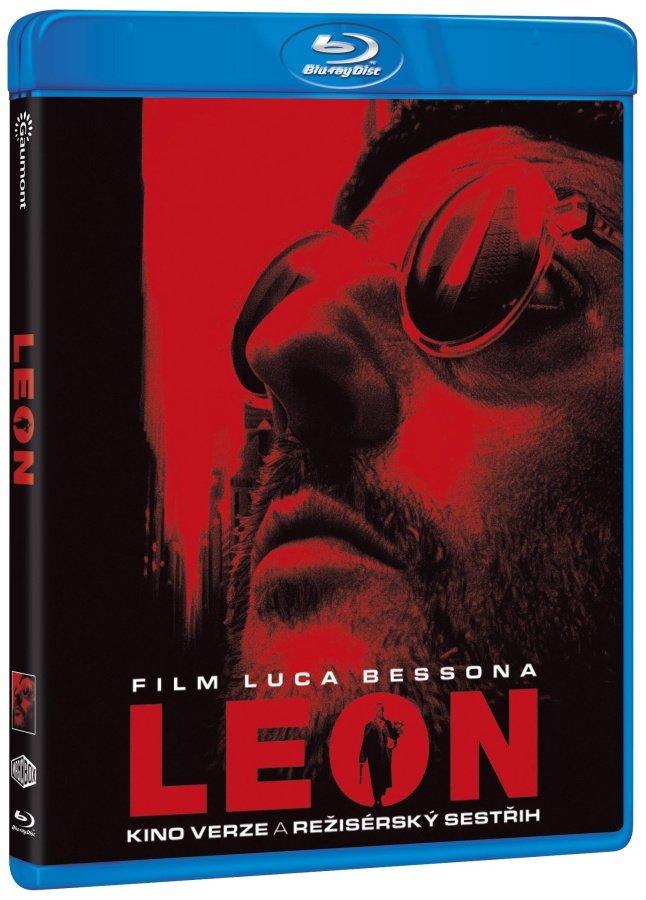 Leon (BLU-RAY) - 2 verze filmu
